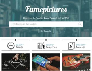 famepictures.com screenshot