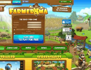 famerama.cz screenshot