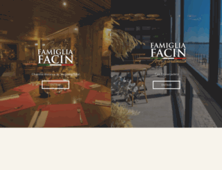 famigliafacin.com.br screenshot