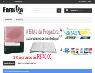 familiafelizloja.com.br screenshot
