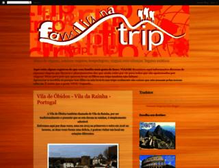 familianatrip.blogspot.com.br screenshot