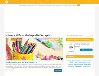 familienkasse-info.de screenshot