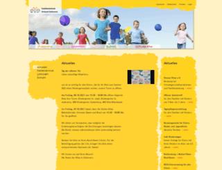 familienzentrum-ostbevern.de screenshot
