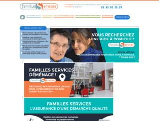 familles-services92.fr screenshot