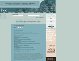 family-marriage-counseling.com screenshot