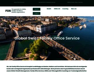 family-office-service.com screenshot