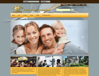 family-oriented.com screenshot