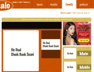 family.laalo.com screenshot