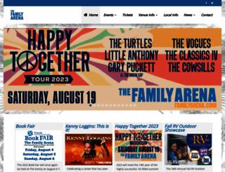 familyarena.com screenshot