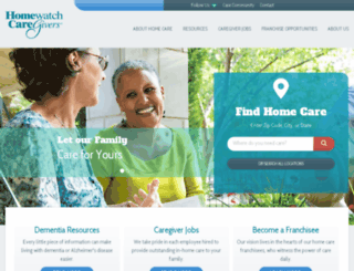 familycaregiverblog.com screenshot