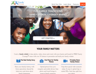 familycrossings.com screenshot