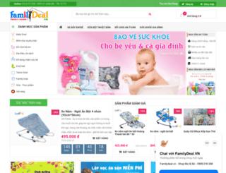 familydeal.vn screenshot