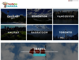 familyfuncanada.com screenshot