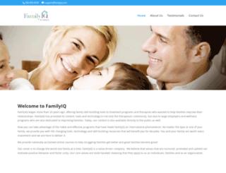 familyiq.com screenshot