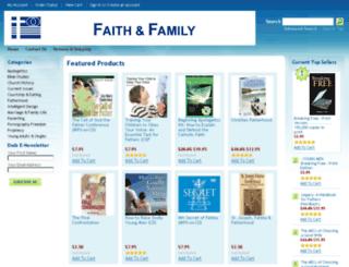 familylifecenterstore.net screenshot