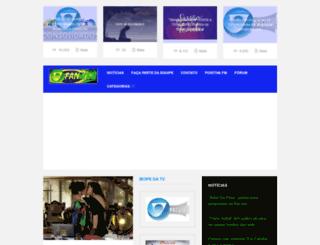 famososnaweb.com screenshot