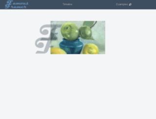 famousframer.com screenshot