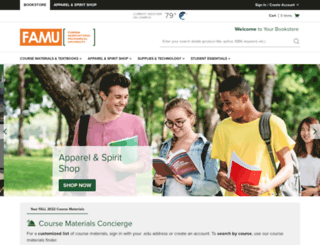 famu.bncollege.com screenshot