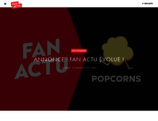 fanactu.com screenshot