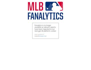 fanalytics.mlbcontrol.net screenshot