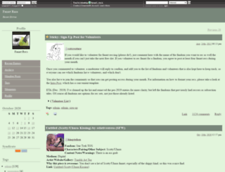 fanart-recs.dreamwidth.org screenshot
