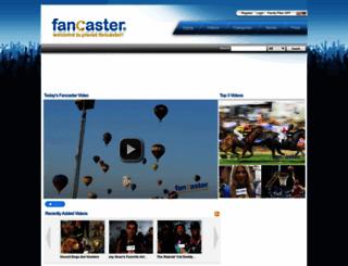 fancast.com screenshot