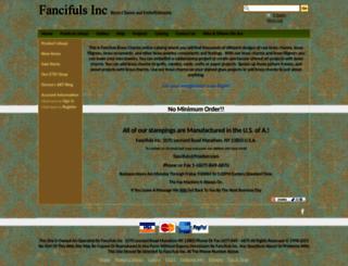 fancifulsinc.com screenshot