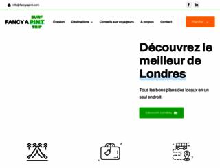 fancyapint.com screenshot