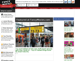 fancymovies.com screenshot