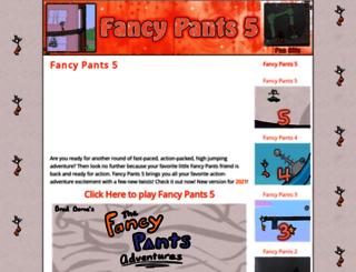 fancypants5.com screenshot