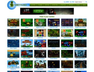 fancyplanet.org screenshot