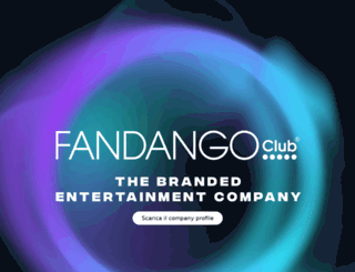 fandango-club.com screenshot