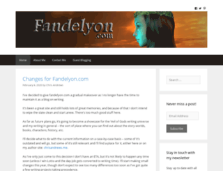 fandelyon.com screenshot