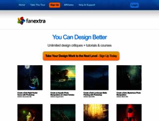 fanextra.com screenshot