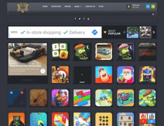 fangames.info screenshot