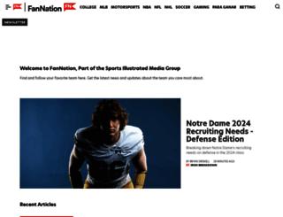 fannation.com screenshot