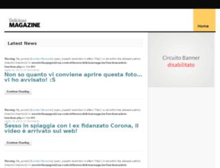 fanpages22.altervista.org screenshot