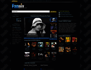 fanpix.net screenshot