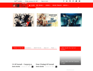 fanproj.co screenshot