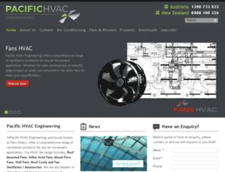 fansdirect.com.au screenshot