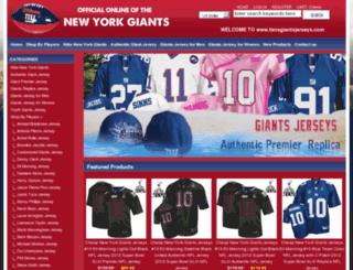 fansgiantsjerseys.com screenshot