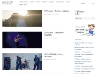 fansoop.com screenshot