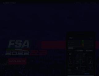 fanta-seriea.com screenshot