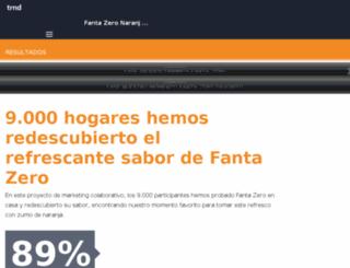 fanta-zero-naranja-refresco.trnd.es screenshot