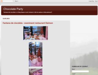 fantanadeciocolata.blogspot.com screenshot