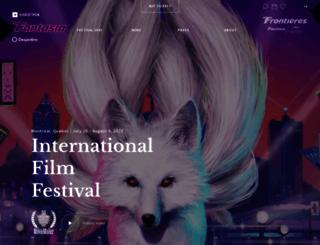 fantasiafestival.com screenshot