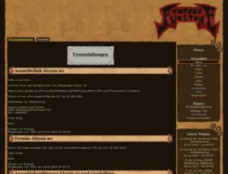 fantasiewelten.info screenshot