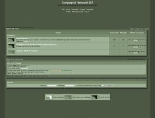 fantasmisat.forumup.it screenshot