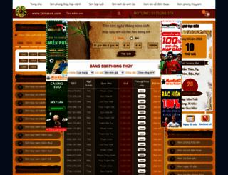 fantasos.com screenshot