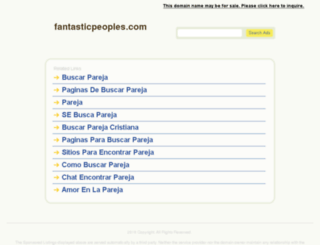 fantasticpeoples.com screenshot
